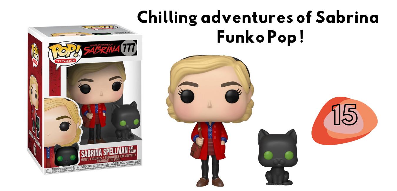Les nouvelles aventures de Sabrina Funko Pop