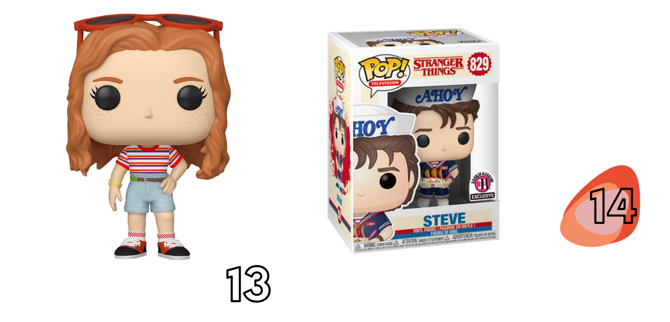 Wishlist Stranger Things