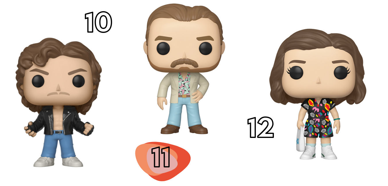 Wishlist Stranger Things Funko