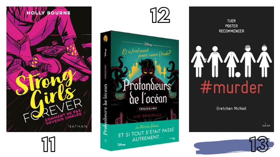 Wishlist lectures printemps